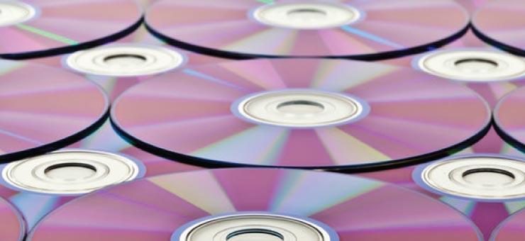 Media on disc