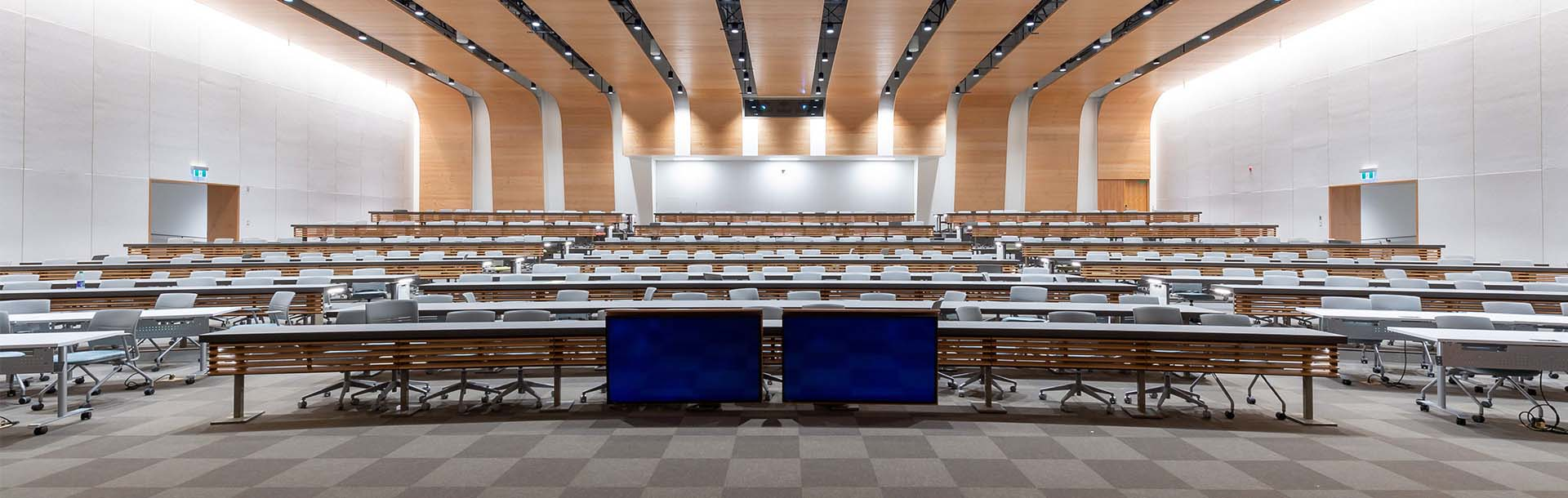 Commons 201 Lecture Theatre
