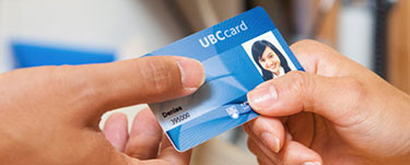 UBC card