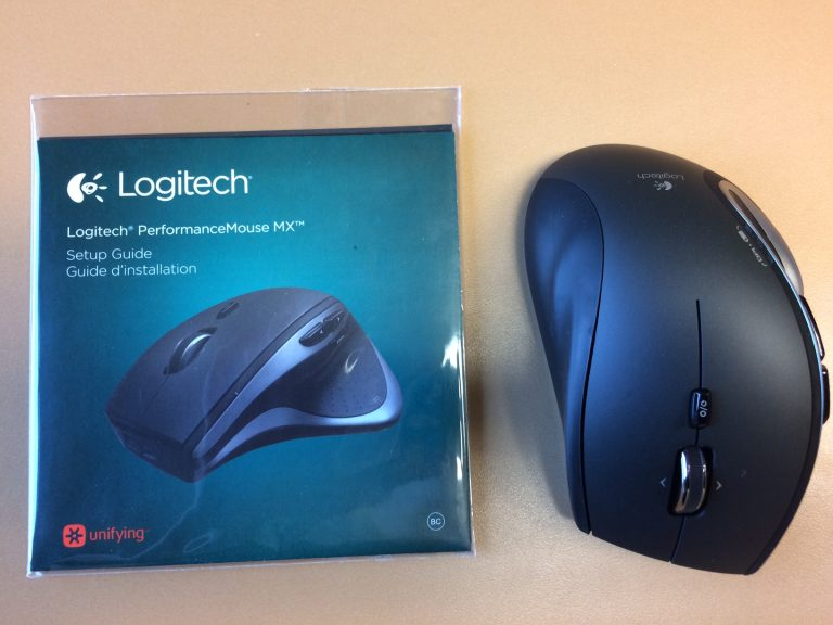 Logitech Performance Mouse