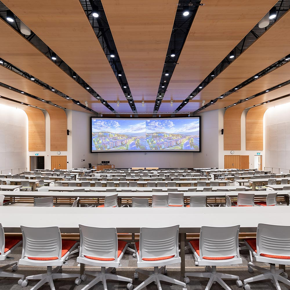 Commons classroom