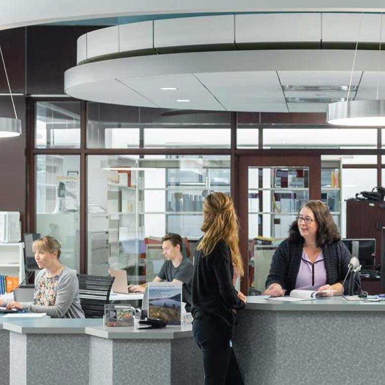Library Service Desk