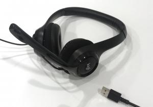 Logitech USB H390 Headphones