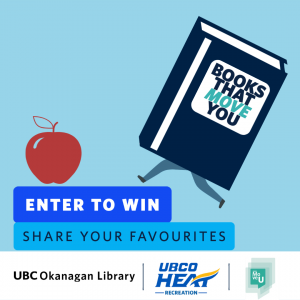 Books That Move You: Instagram Contest