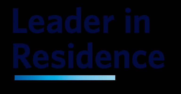 Leader in Residence Logo