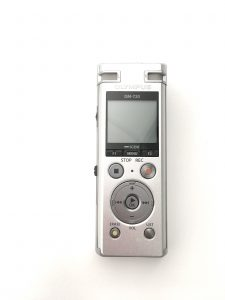 Photo of Olympus recorder