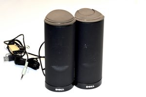 portable Dell speakers